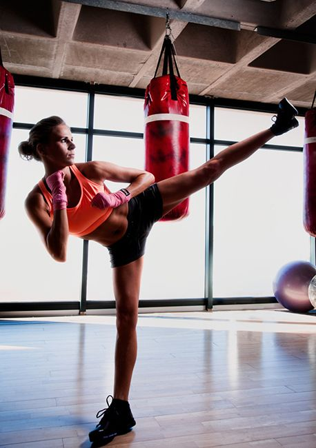 The Beginner's Guide to Kickboxing