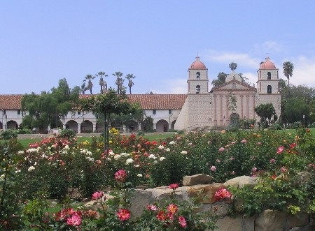 Off to Santa Barbara this weekend. Excited for walks to the Mission and State Street.