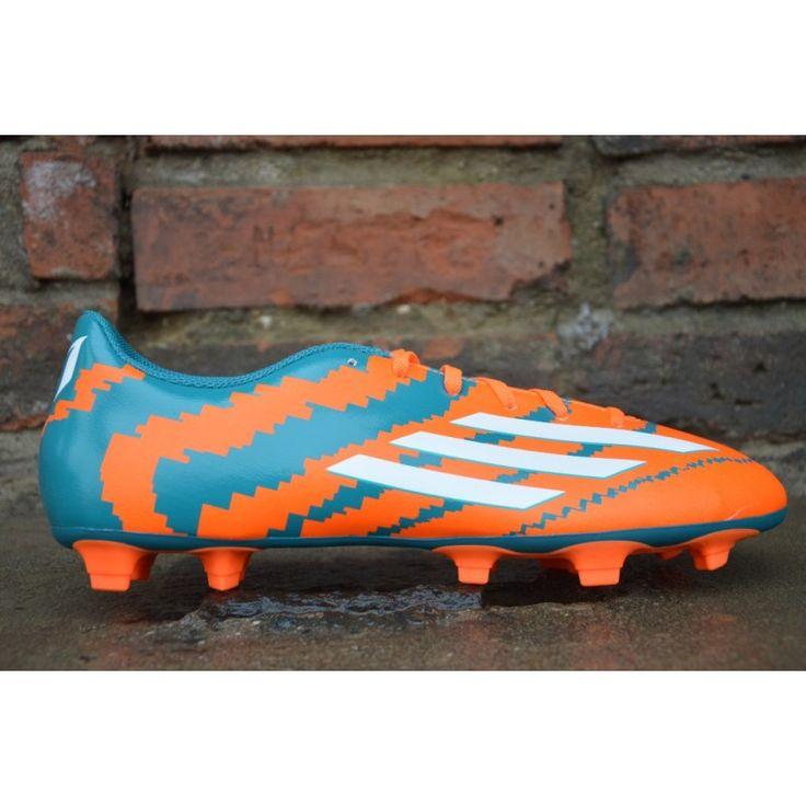 Obuwie do piłki nożnej (lanki) Adidas Messi 10.4 FG numer katalogowy: B44174