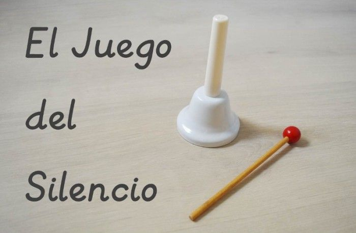 El Juego del Silencio - Montessori Silence Game
