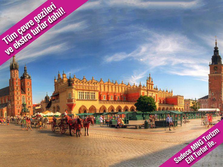 Ramazan Bayramı'nda tüm gezileri dahil, ekstra tur ödemesi olmadan Almanya - Polonya - Slovakya - Avusturya Turu sadece MNG Turizm Elit Turlar'da… bit.ly/MNGTurizm-almanya-polonya-slovakya-avusturya-turu-s