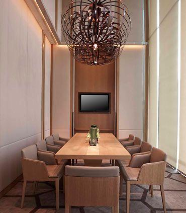Hong Kong Executive Meeting Room