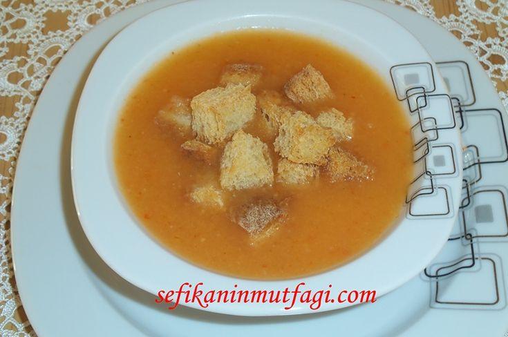 Tarhana Çorbası #TürkYemekleri #çorba #çorbatarifleri #soup #recipes  http://sefikaninmutfagi.com/tarhana-corbasi/