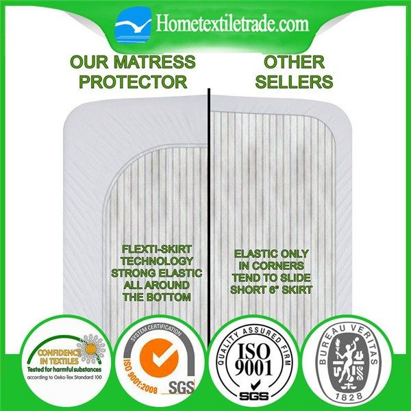 Terry Cloth Mattress Cover California King Waterproof Mattress Protector in Tulsa     https://www.hometextiletrade.com/us/terry-cloth-mattress-cover-california-king-waterproof-mattress-protector-in-tulsa.html