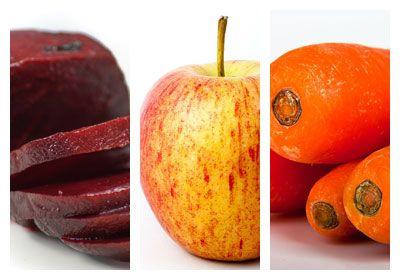 Doba přípravy: 30 minut (+ čas na uvaření řepy) Ingredience: 300 g červené řepy 150 g jablek 150 g mrkve 30 g křenu 3 lžíce oleje Citron Sůl Pepř Cukr Postup: Červenou řepu, jablka, mrkev a křen nastrouháme najemno a promícháme. Řepa může být uvařená, ale pokud je nastrouhána najemno, není to naprosto nezbytné. Záleží… Celý recept »