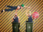 Win a family pass to Trash Test Dummies kids comedy show. Entries close 4 April 2016.