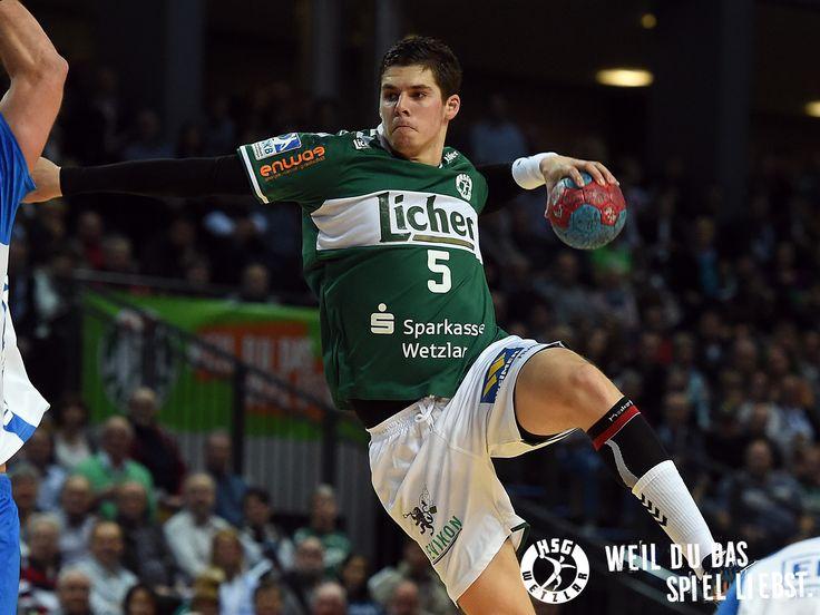 Vladan Lipovina bleibt bis 2017 bei der HSG Wetzlar