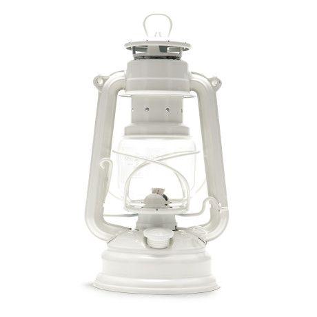 White Storm Lantern - Trouva