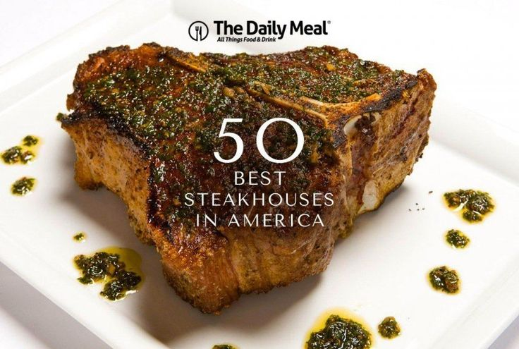 America's Best Steakhouses