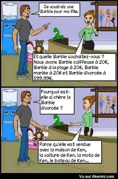 Akenini.com - Images drôles personnes - Funny cartoons people