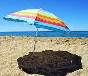 Las 25 mejores ideas sobre sombrillas para playa en - Sombrilla playa ...