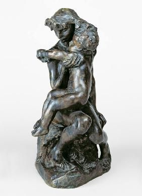 Auguste Rodin - The Brother and Sister