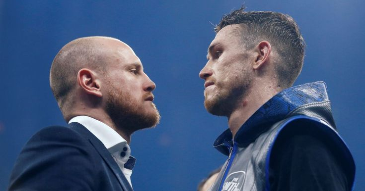 Callum Smith books World Boxing Super Series showdown with George Groves #Boxing #ChrisEubankJr #allthebelts #boxing