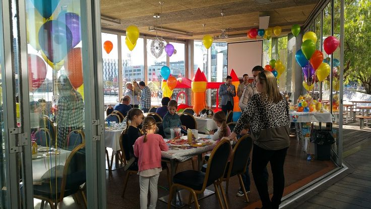 Kid's party- 1st birthday celebration