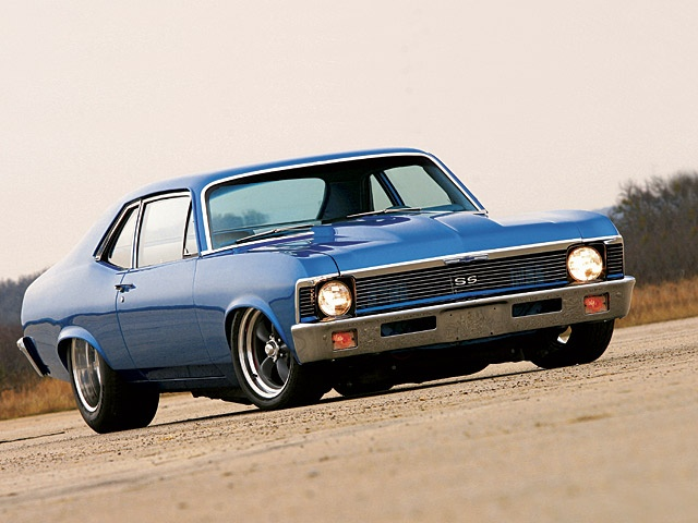 Best Pro Touring Muscle Cars Images On Pinterest Dream Cars