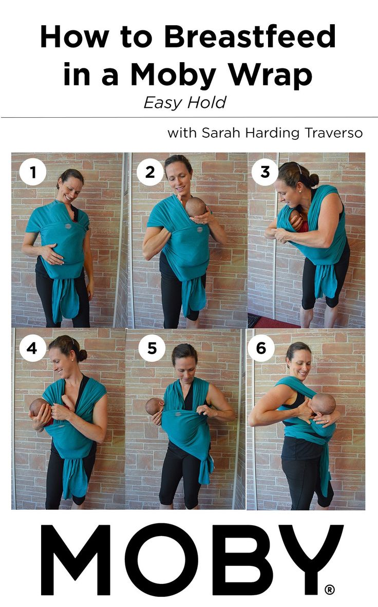 Sponsored by Moby Wrap, where babies get a good wrap. Nursing mamas rejoice! You can wear your baby and breastfeed at the same time! Sarah Harding Traverso ofAsobi Sport Family Fitnessand Moby Wr…