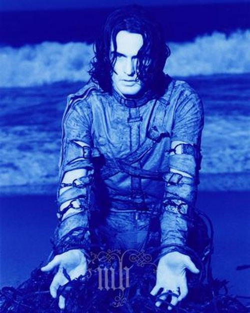 Nivek Ogre- always have loved skinny puppy but he was so great in repo genetic opera