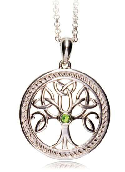 8c980bd167ddc Tree Of Life Sterling Silver Pendant