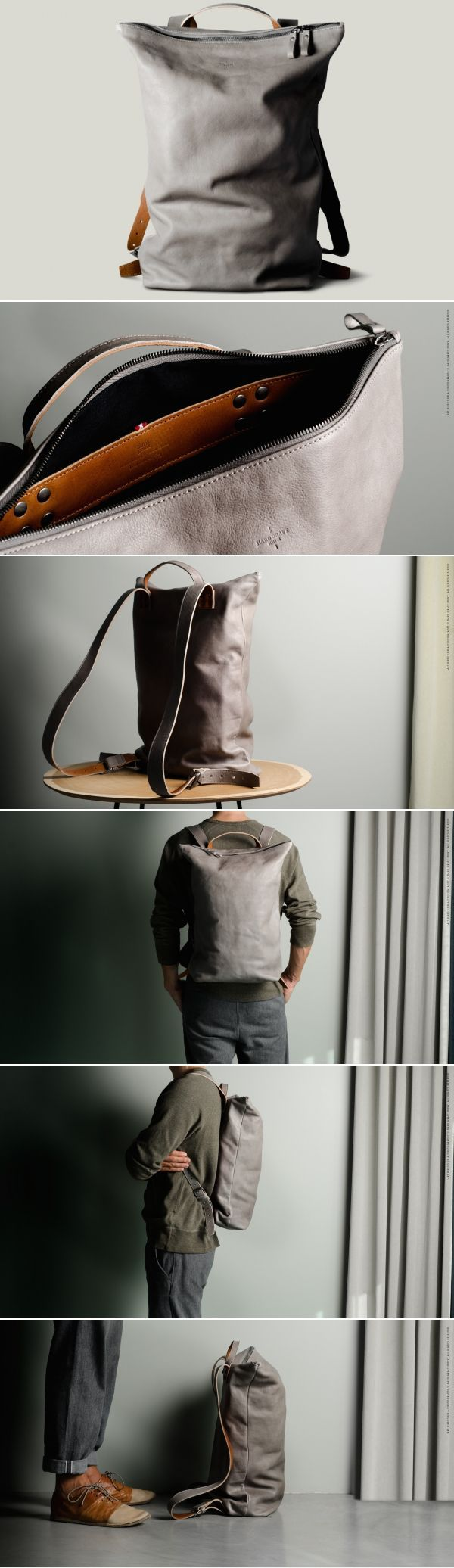 #hardgraft Outsider Backpack / Field - cute over the shoulder bags, cheap bags online, women's shoulder bags sale *sponsored https://www.pinterest.com/bags_bag/ https://www.pinterest.com/explore/bag/ https://www.pinterest.com/bags_bag/leather-bags-for-men/ http://www.barneys.com/category/women/bags/N-pwix8e