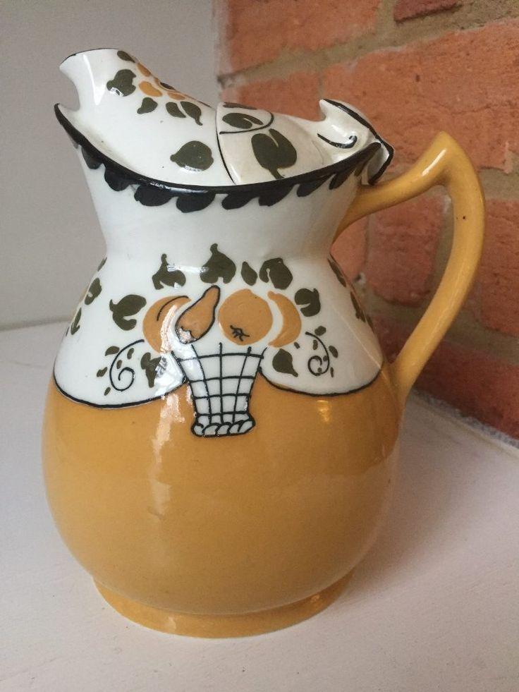 Charlotte Rhead Wood & Sons Cosy Pot - Pattern 722