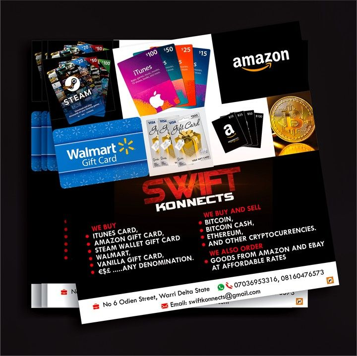 Pin By Herbay Grafix On Flyers Design Itunes Card Walmart Gift Cards Flyer Design