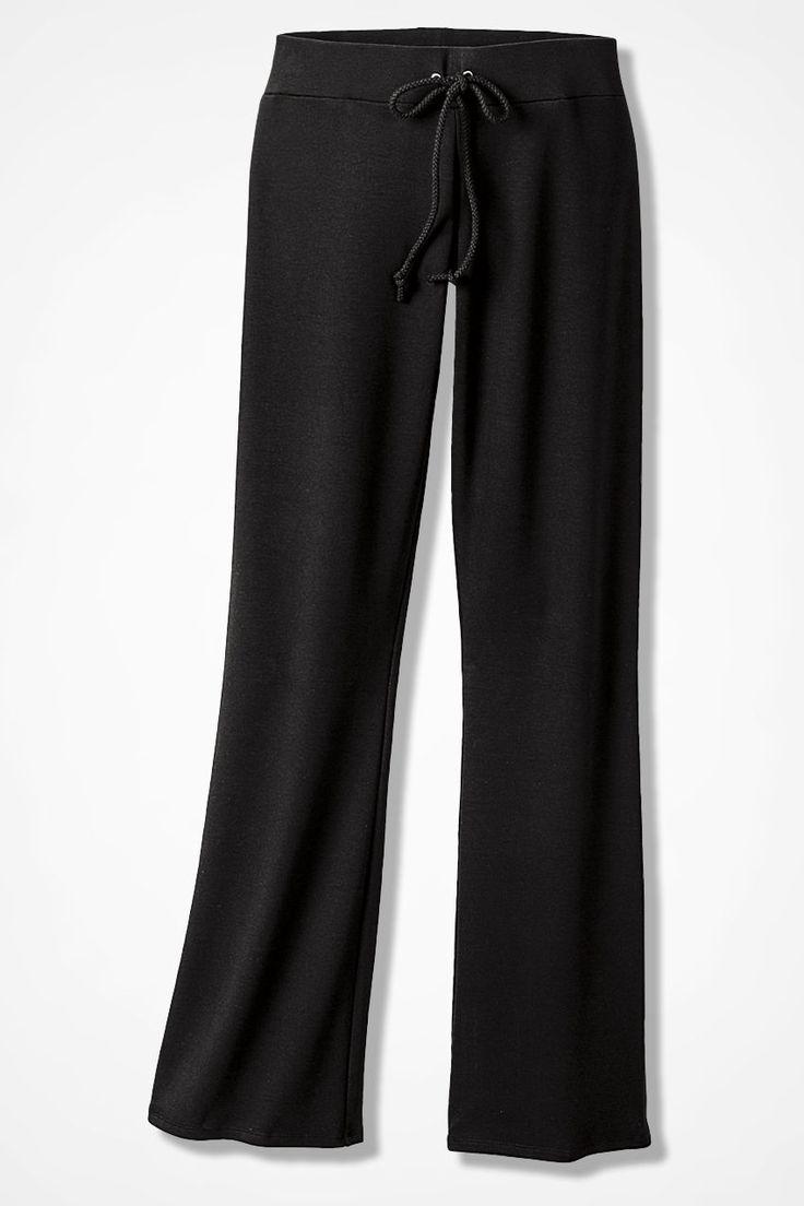 Essential Supima® Pants - Women's Pants | Coldwater Creek