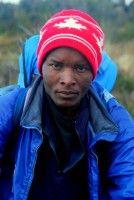 Day 346: Charles, our calm, efficient Tanzanian guide, Kilimanjaro National Park (Tanzania)