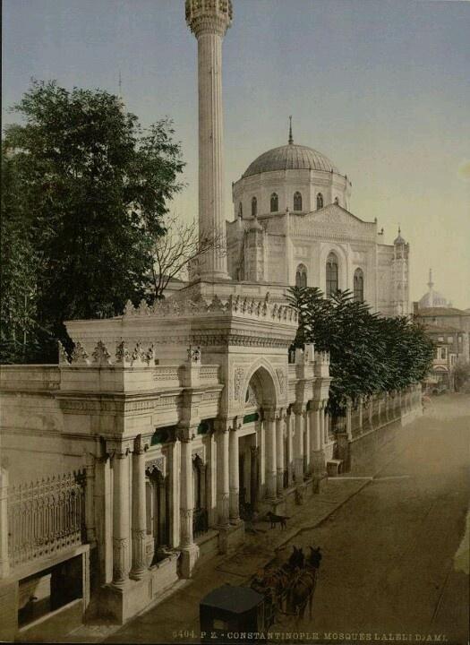 Pertevniyal Valide Sultan Camii - Istanbul - Turkey
