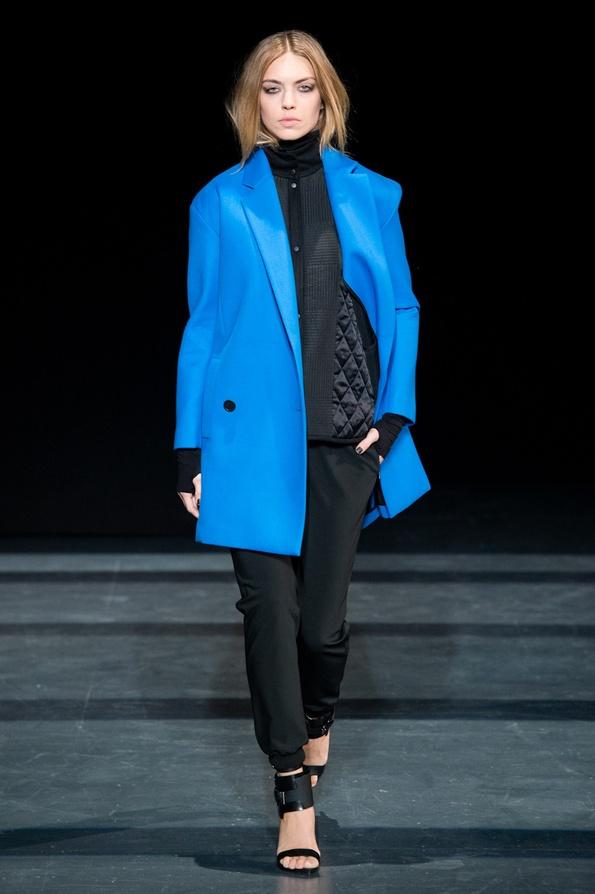 TIBI Donna Pret a porter New York - autunno inverno 2013 - Foto 32