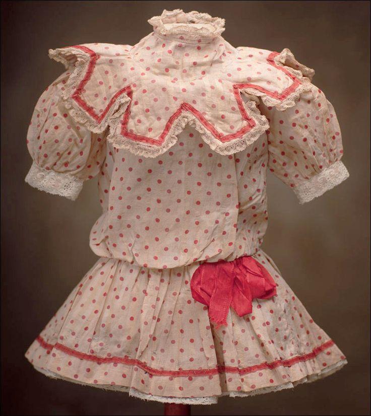 Image Of Old Fashion Dress