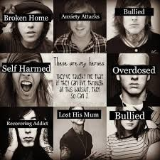vic fuentes self harm scars - Google Search