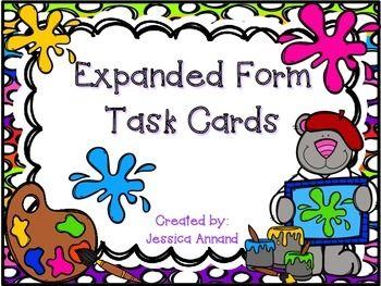 10+ ide tentang Expanded Form Worksheets di Pinterest | Matematika ...