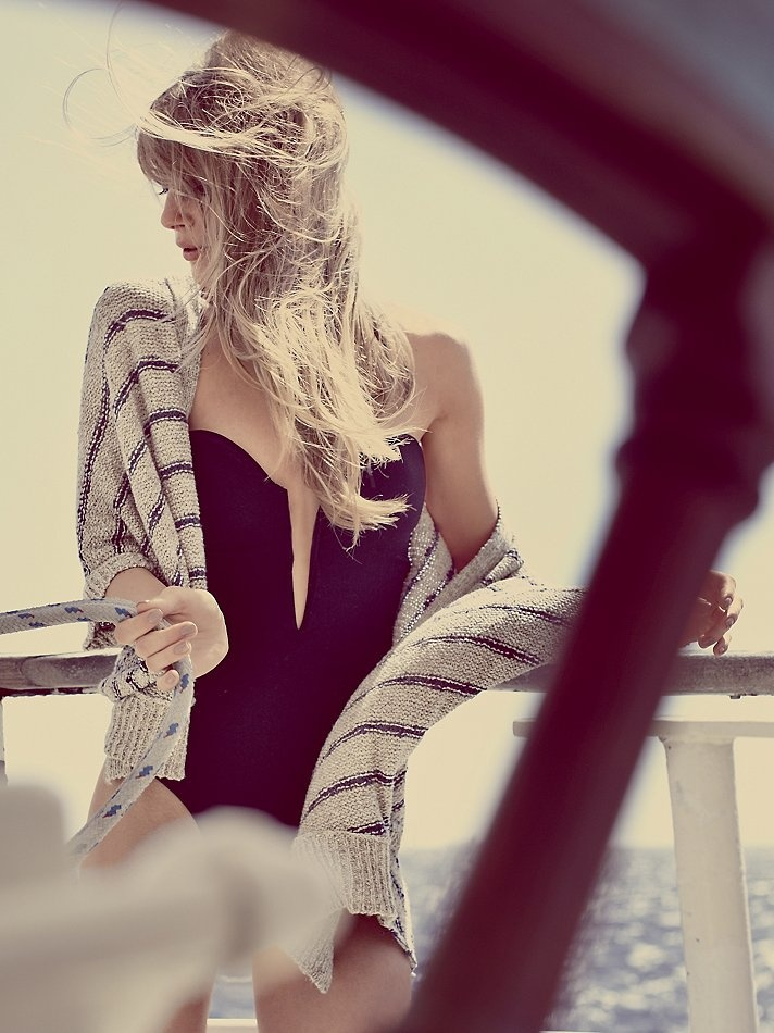 Beach Riot The Gally Cook One Piece at Free People Clothing Boutique