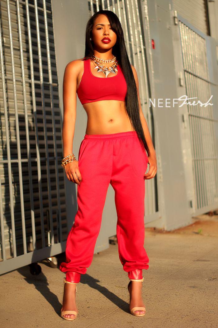 black female instagram models