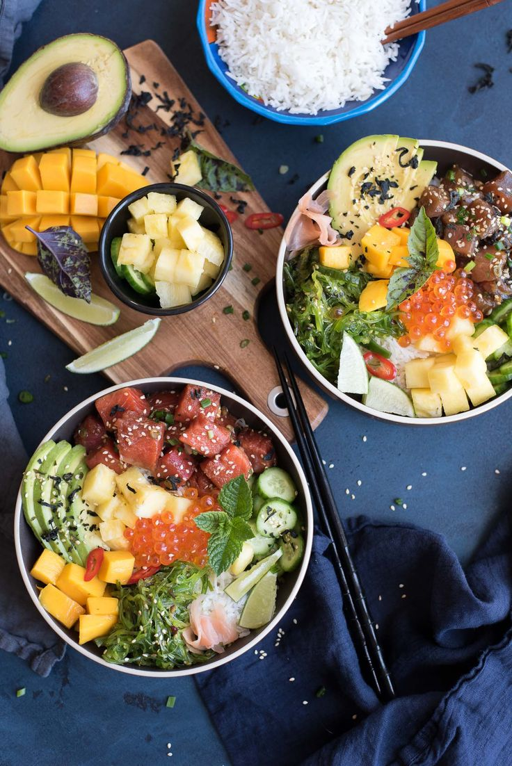 Best 25 salmon poke ideas on pinterest poki bowl near for Fish buffet near me