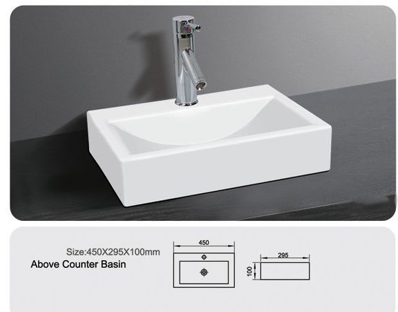 Minsk Above Counter Basin By Ostar. Get It Now Or Find More Bathroom Basins  At Temple U0026 Webster.