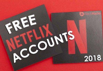 Free | Premium Netflix Accounts & Passwords 2019 – Netflix