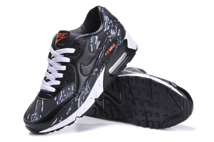 Nike Air Max 90 X Atmos Black Tiger Camo beardownproductions