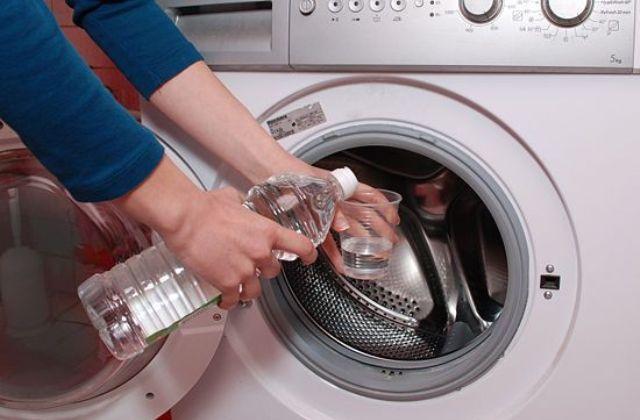 A mosógép kitisztítása három lépésben