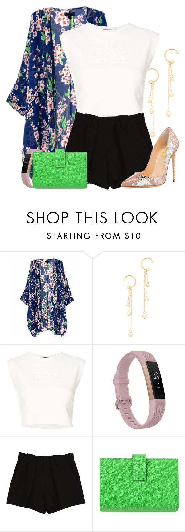 """""""Date Night In A #Heatwave"""" by my-style-xo ❤ liked on Polyvore featuring Rebecca Minkoff, Puma, Fitbit, Chloé, Smythson, Summer, contest, contestentry, heatwave and summerdatenight"""