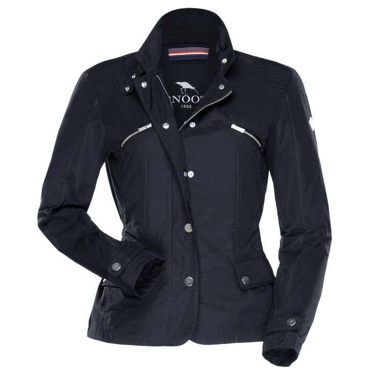 Lecce #Jacket #navy #fashion #women. www.snoot.se