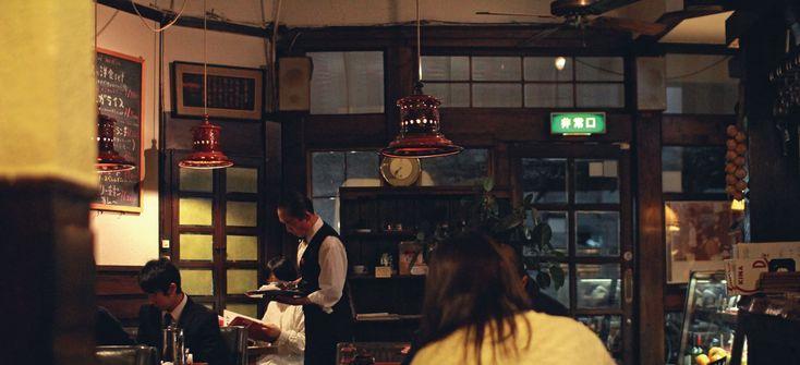 about | 時代遅れの洋食屋 おきな堂