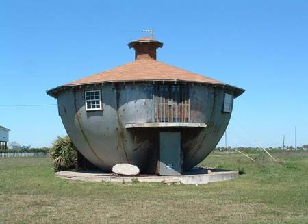 Odd shaped homes anyone live in a different kind of for Different shapes of houses