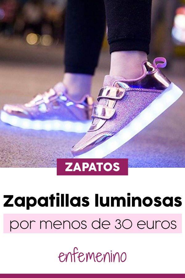 the best attitude 9792f 3f013 ¿Te gustan las  zapatillas luminosas  Consíguelas al mejor precio.