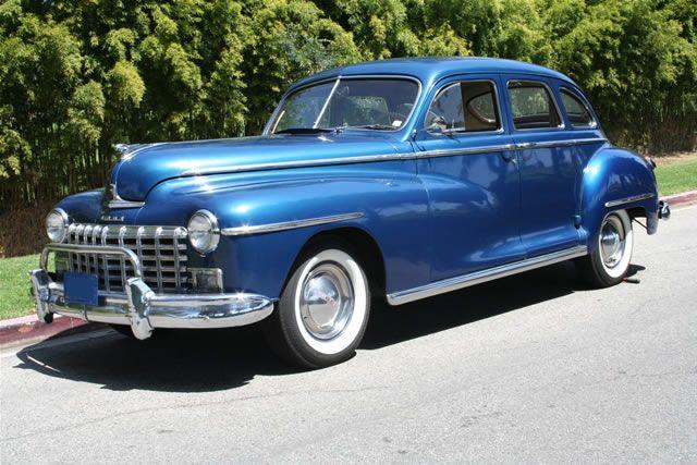 48 Dodge Sedan | 1946-47-48 Dodge Sedan