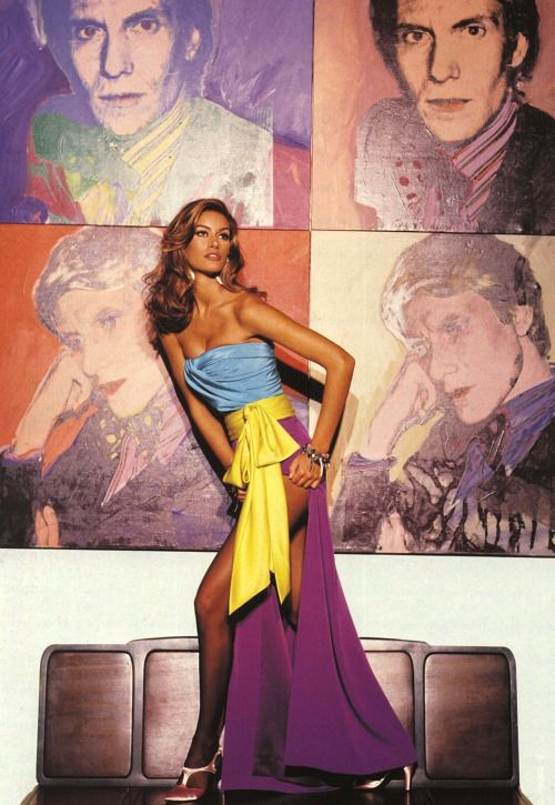"frackoviak: "" Yves Saint Laurent Et Les Femmes | Susan Holmes by Jonathan Lennard L'Officiel France March 1992 """