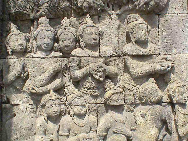 Amazing Story of  Borobudur Temple Reliefs Lalitavistara