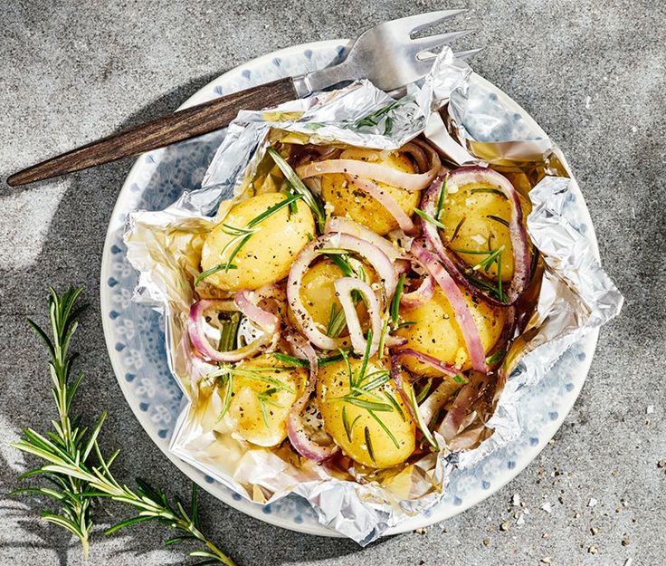 Välj bland mängder av grillat, side orders och efterrätter - för att skapa din perfekta grillfest!