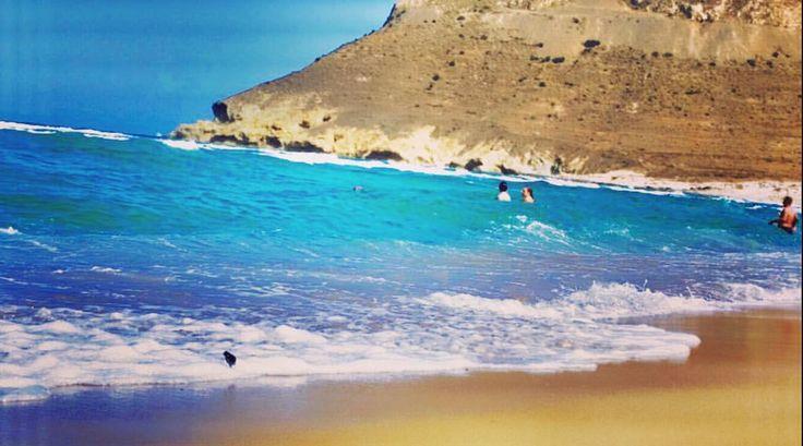 """3 Me gusta, 1 comentarios - Virgin Superstar (@virgin_superstar) en Instagram: """"Mi pequeño paraíso 🏝#elplayazo #elplayazorodalquilar #cabodegata #nijar #almeria #playasdealmeria…"""""""