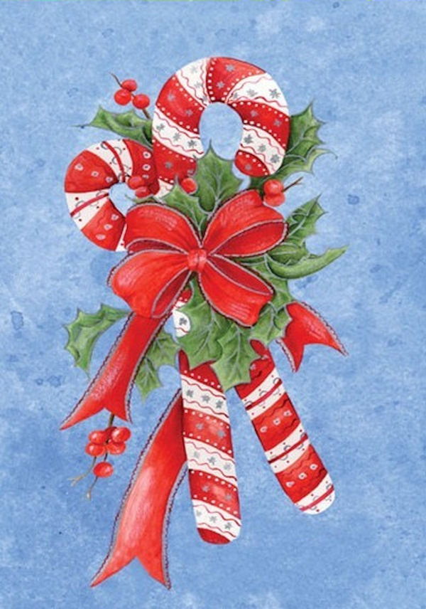 ­Christmas Candy Cane